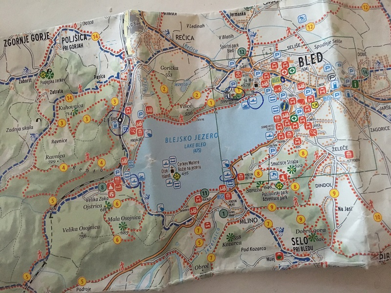 bled map