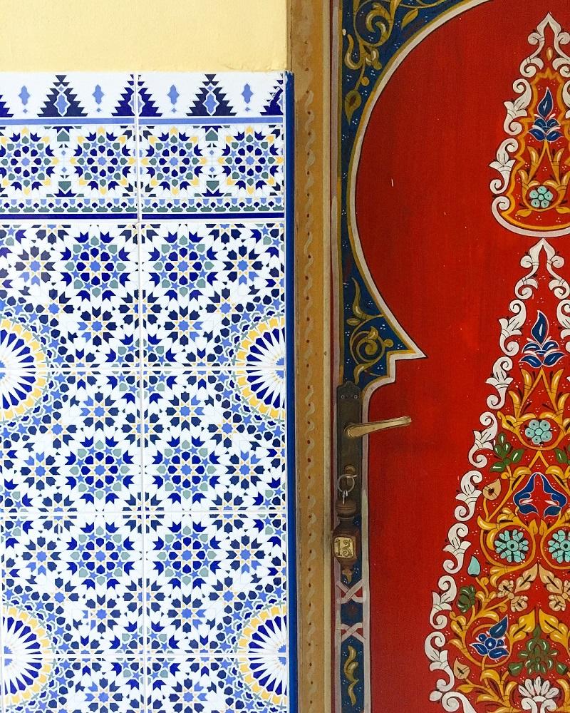 morocco decor