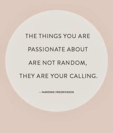 passion - the power of manifesting