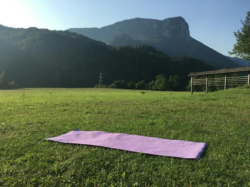 yoga bled